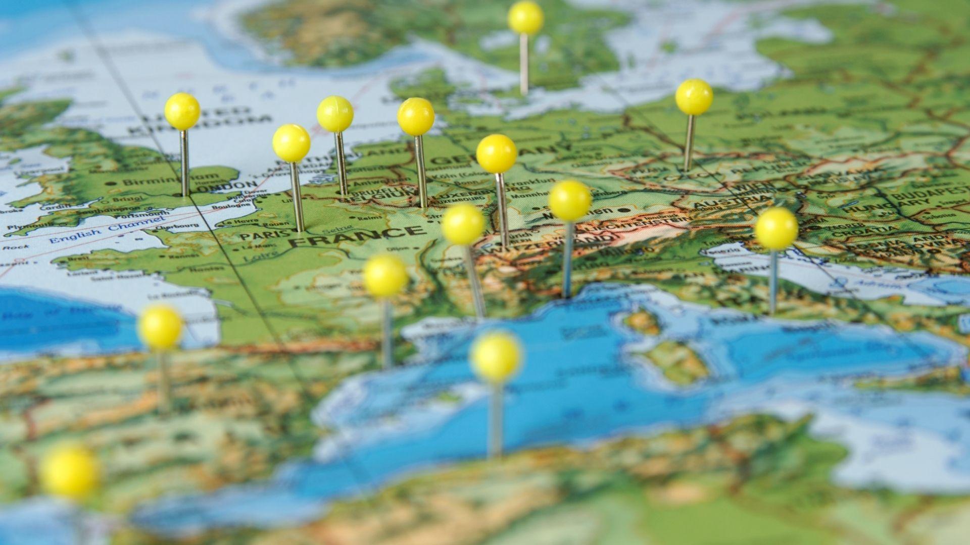Als standenbouwer bouwt Expo Z dagelijks beursstanden op beurslocaties in België en buitenland