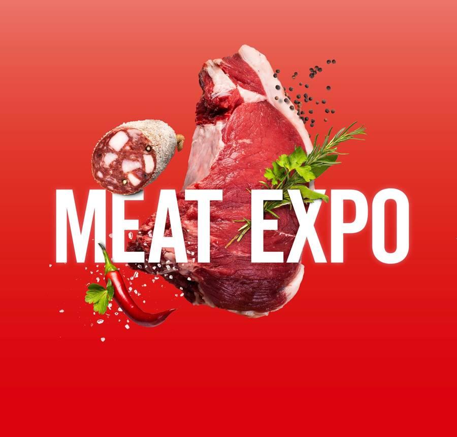 logo Meatexpo 2021