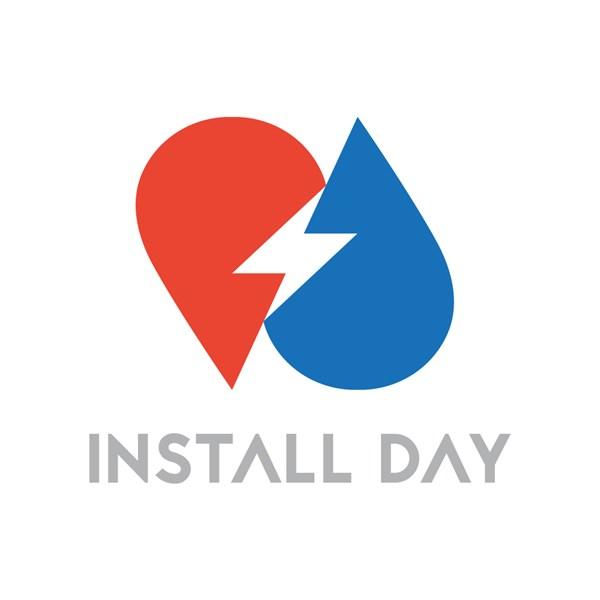 logo Install Day