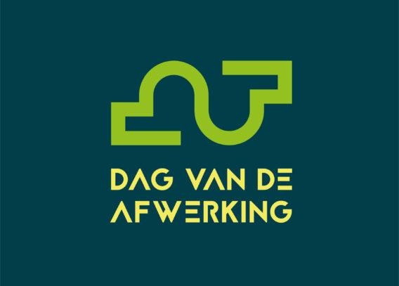 logo Dag van de afwerking